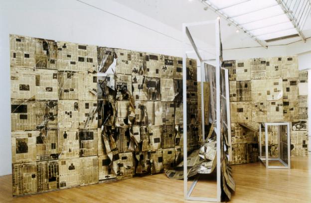 Per gli anni Novanta. Nove artisti a Berlino_PAC 1989