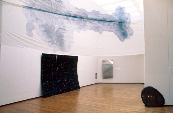Luciano Fabro_Letture parallele IV_PAC 1980