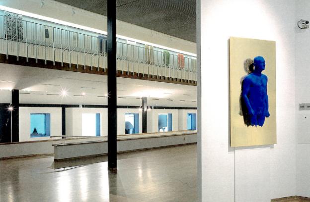 Lucio Fontana_PAC 1999