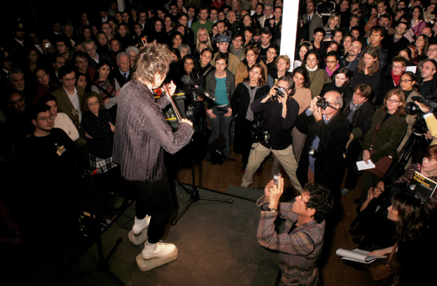 Laurie Anderson_PAC 2003
