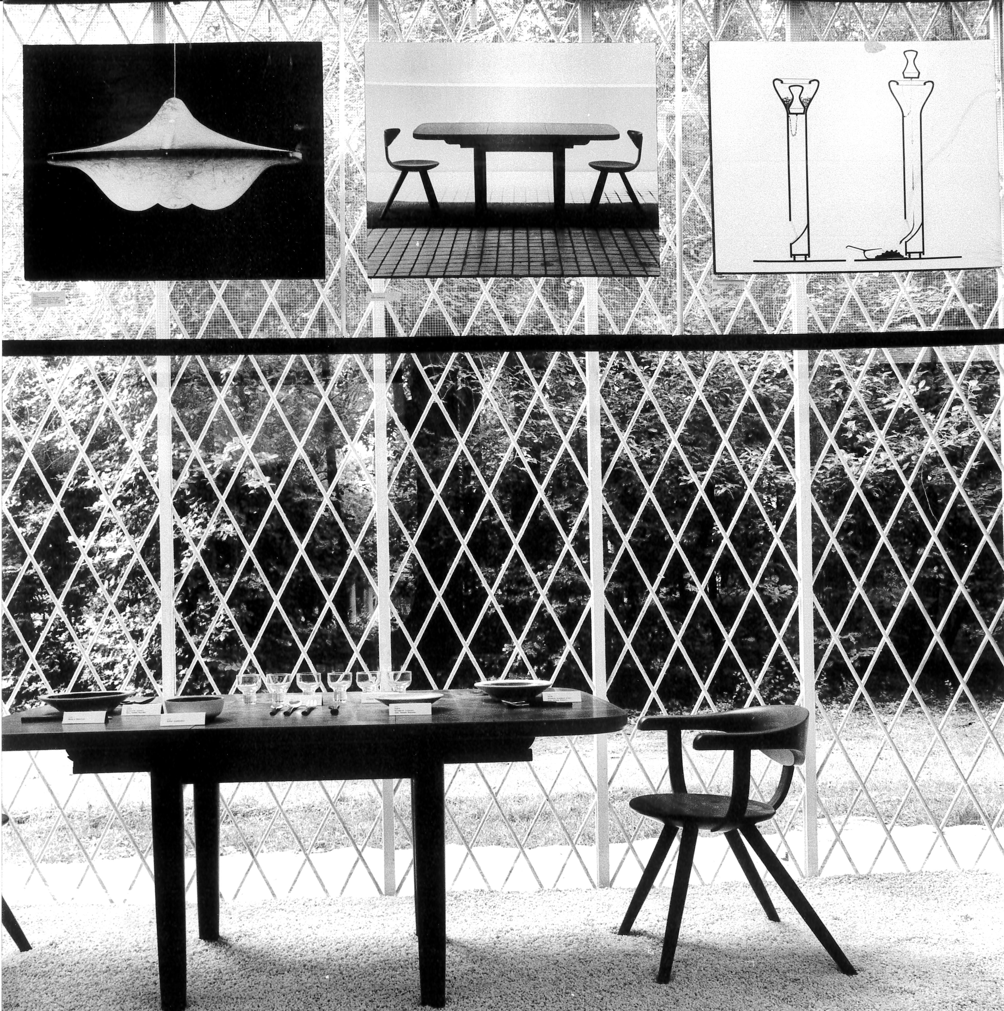 1980_Sori Yanagi, designer_Opere dal 1950 al 1980_PAC 1980_Photo Nanda Lanfranco
