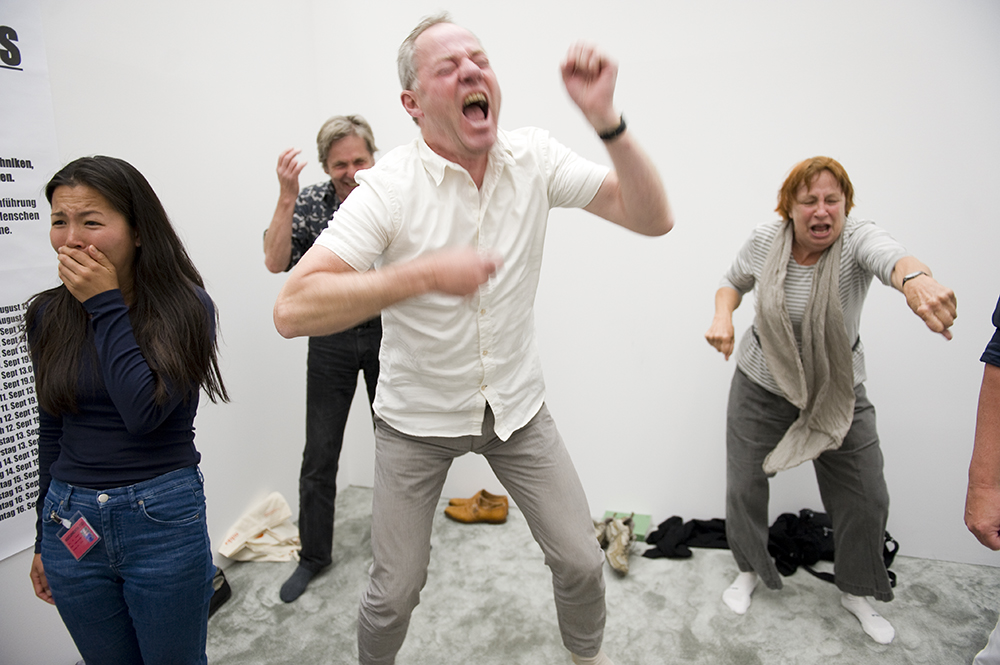 Stuart Ringholt - Anger Workshops - Documenta13 2012